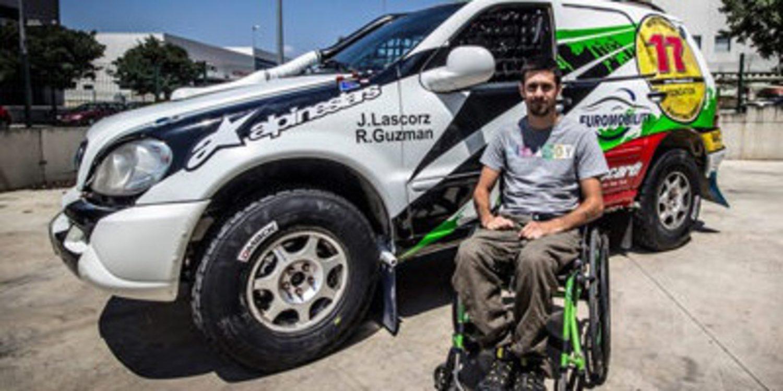 Joan Lascorz vuelve a competir en la Baja Aragón