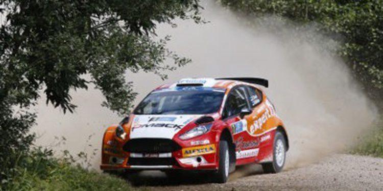 Ott Tänak intratable en la etapa 1 del Rally de Estonia