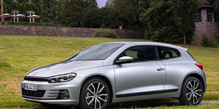 El nuevo Volkswagen Scirocco, ya a la venta