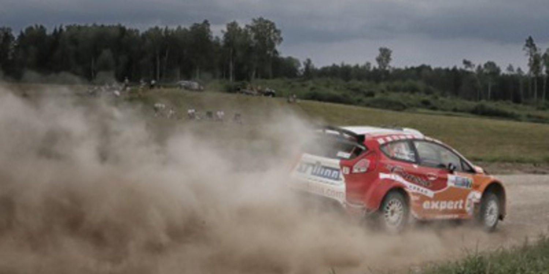 Ott Tänak hace fuerte en casa y gana el Rally de Estonia