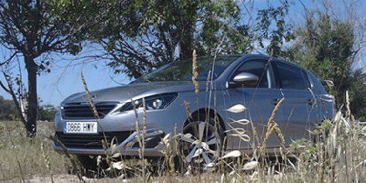 Peugeot ofrece el 1.2 PureTech 110 S&S en el 308