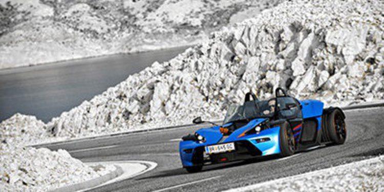 Motor&Racing prueba el KTM X-Bow GT cerca de Barcelona