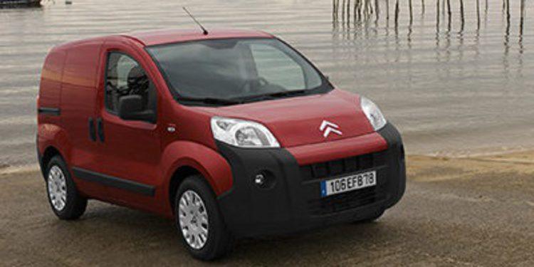 El Citroën Nemo mucho más seguro de serie