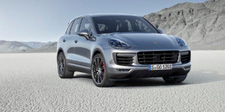 Porsche desvela el nuevo Cayenne