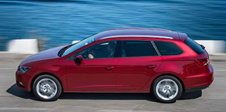 Los detalles del nuevo Seat León ST 4Drive