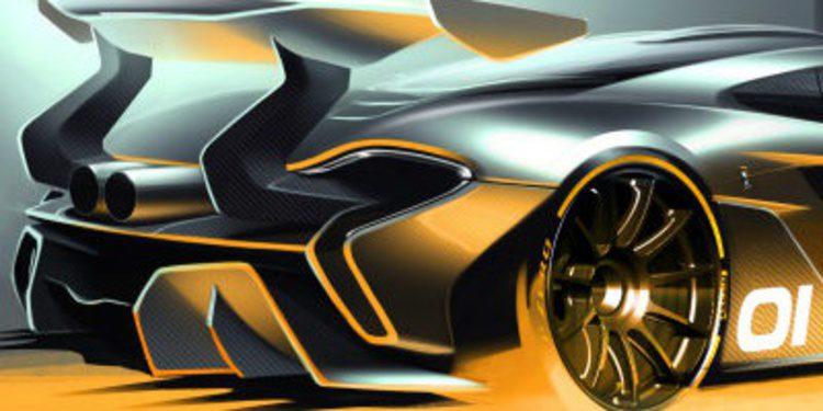 McLaren crea un P1 GTR para satisfacer a sus clientes