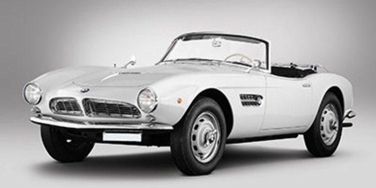 El BMW 507 de Elvis Presley será restaurado por BMW