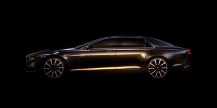 Aston Martin anuncia oficialmente el nuevo Lagonda