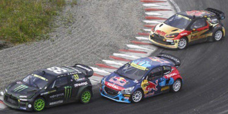 El Circuit de Barcelona-Catalunya acogerá una prueba del Mundial de Rallycross