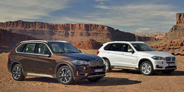 BMW presenta el nuevo X5 sDrive25d