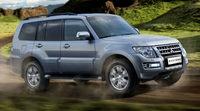 Mitsubishi presenta su nuevo Montero