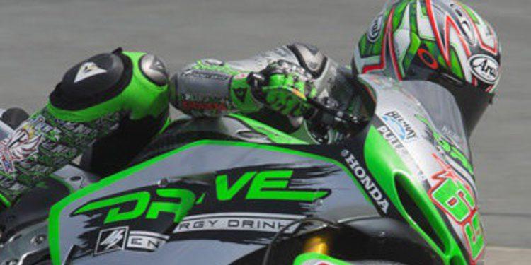 Nicky Hayden se perderá las citas en Indianápolis y Brno