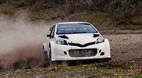 El Toyota Yaris WRC piensa en los test en asfalto