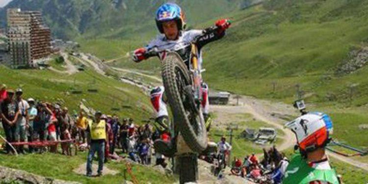 Adam Raga gana en Francia y Toni Bou sigue líder