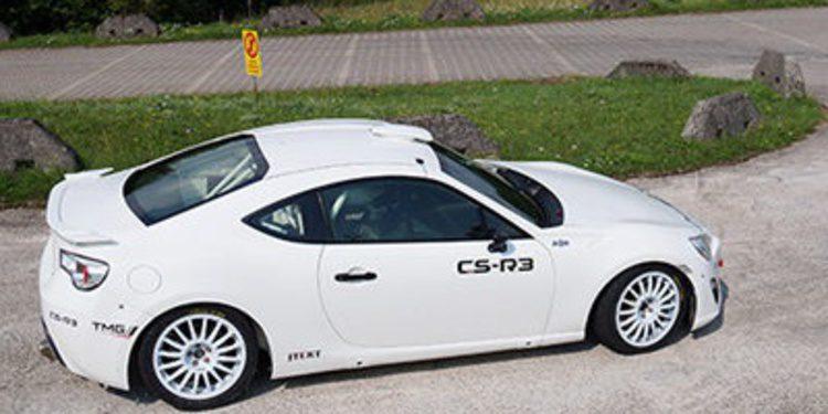 El Toyota GT86 CS-R3 listo para debutar en Alemania