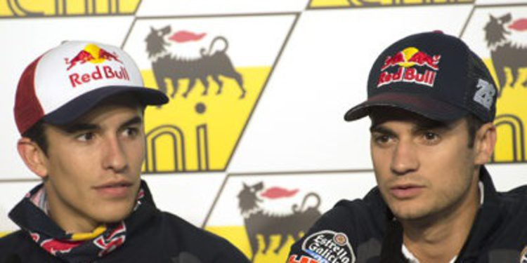 Red Bull será patrocinador de Honda en MotoGP