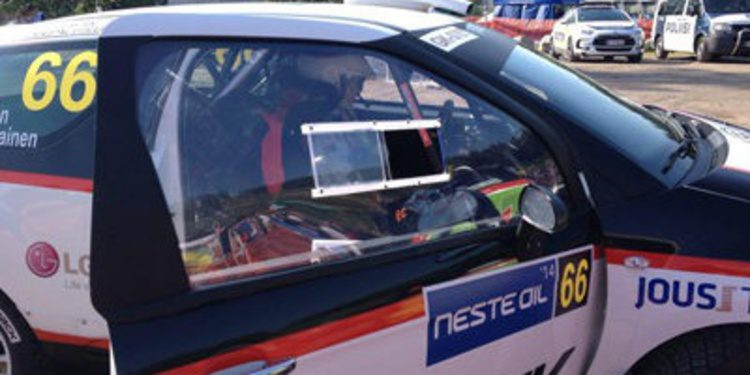 Velocidad en estado puro para el WRC en el Rally de Finlandia