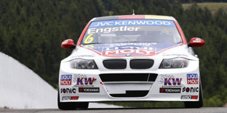 Tres BMW 320 TC2 en Asia para el Team Engstler
