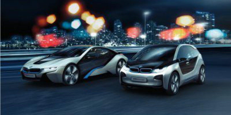 Comienzan las relaciones entre BMW y Samsung