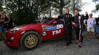 Un Toyota GT86 que dejó de ser R3 para ser WRC