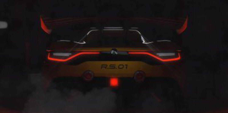 Renault Sport R.S. 01: el futuro coche de competición