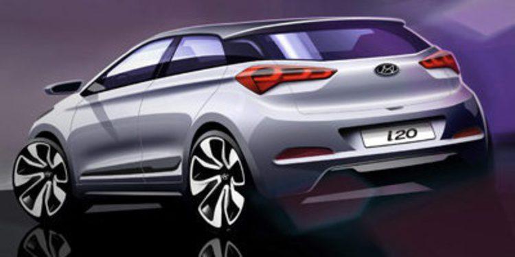 Primer teaser del nuevo Hyundai i20