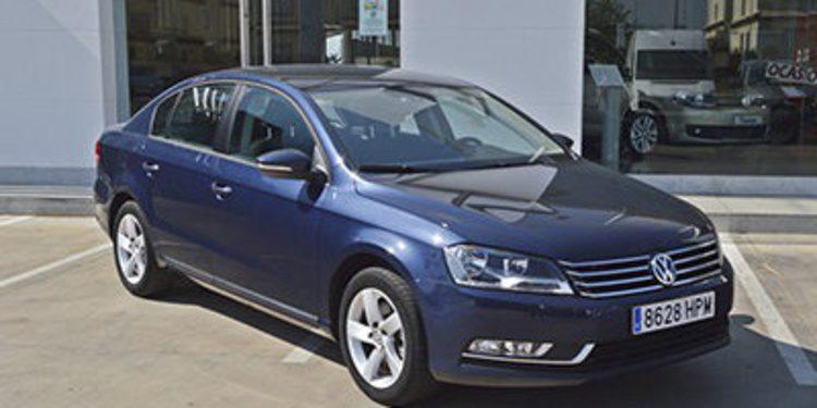 Contacto: Probamos el Volkswagen Passat (I)
