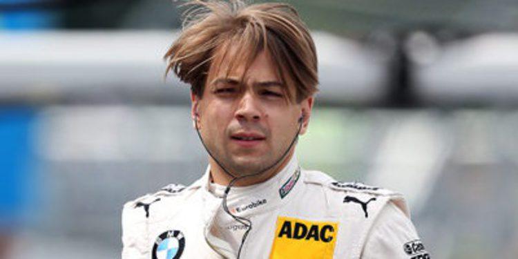 Augusto Farfus se reivindica en el FP2 del DTM en Austria