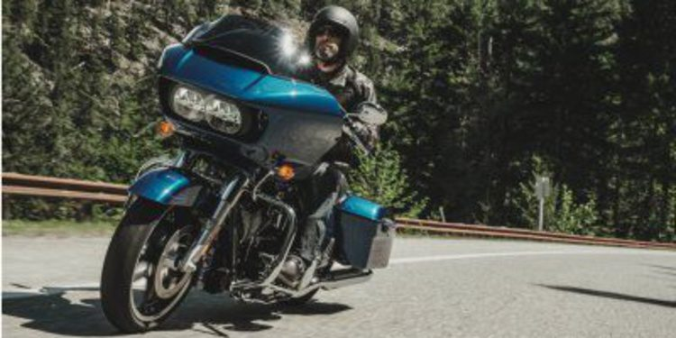 Harley-Davidson reintroduce la Road Glide