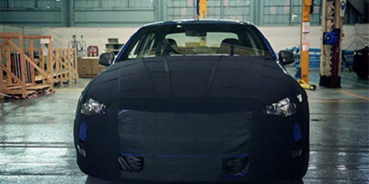Ford nos muestra el arte del camuflaje