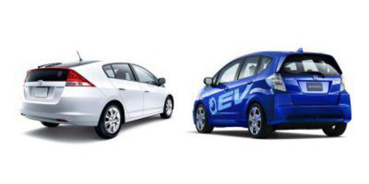 Adiós al Honda Insight y Fit EV