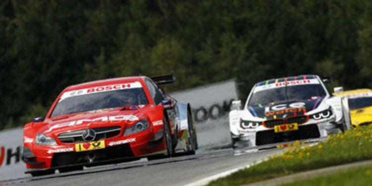 Directo de la carrera del DTM desde el Red Bull Ring