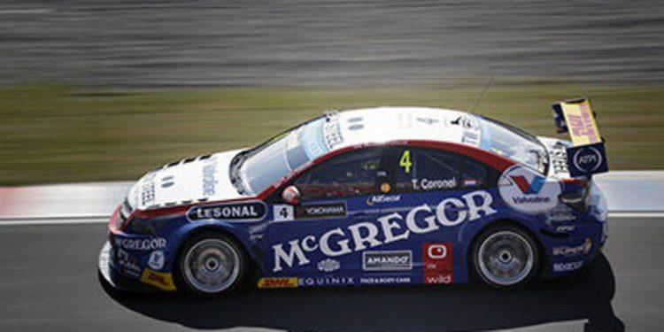 Directo de la carrera 1 del WTCC desde Argentina