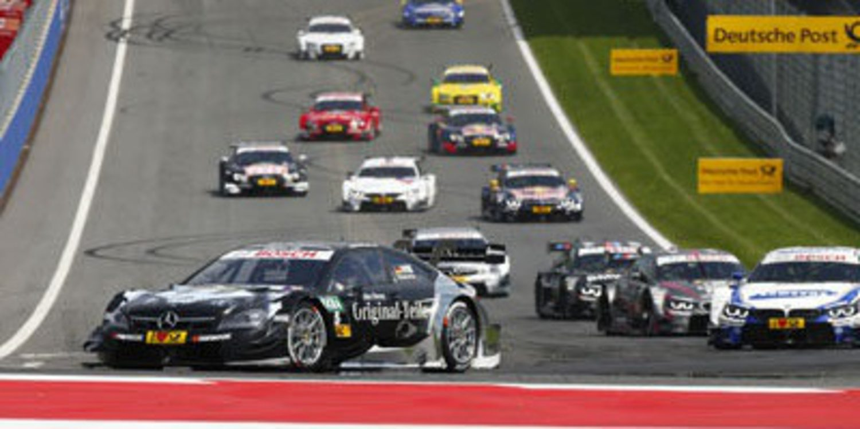 Así está el DTM 2014 tras el Red Bull Ring