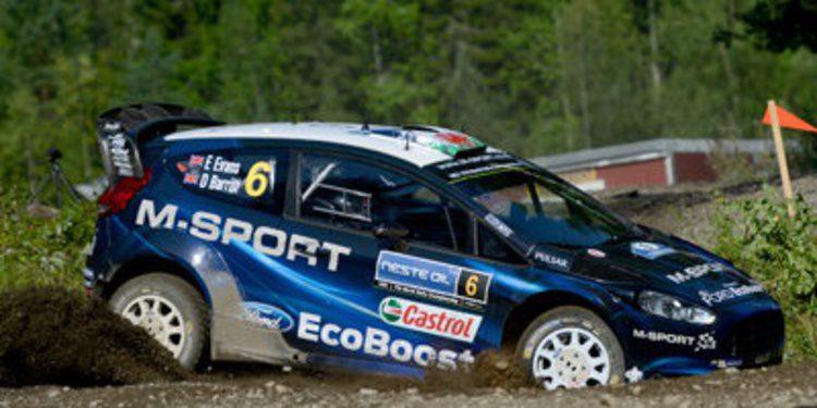 Así está el WRC 2014 tras el Rally de Finlandia