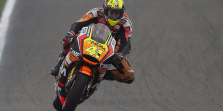 Indiana espera al local Colin Edwards y a Aleix Espargaró