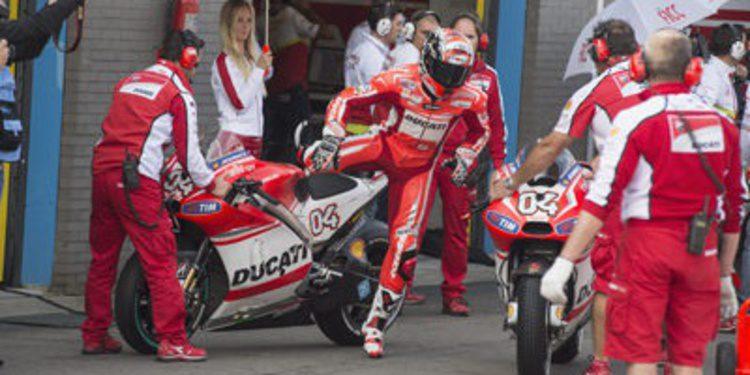Indianápolis, un trazado difícil para la Ducati GP14