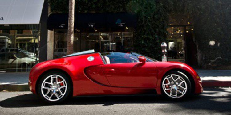 El nuevo Bugatti Veyron llegará en 2016 con 1.500 CV