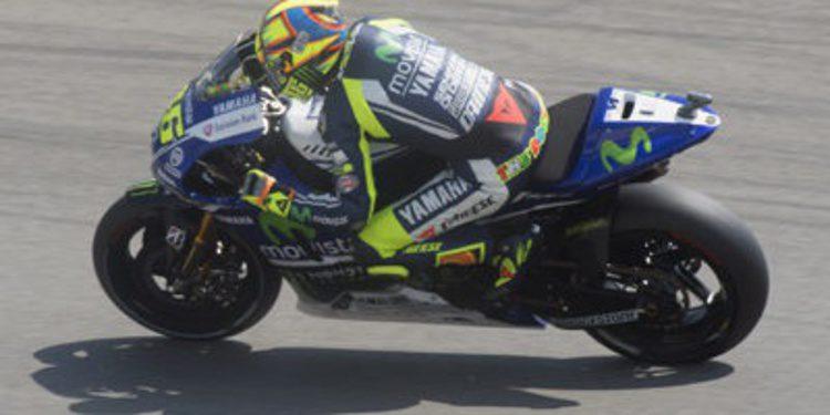 Valentino Rossi y Jorge Lorenzo a por el mítico Indy