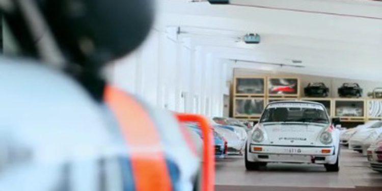 Museo secreto Porsche: 911 San Remo Rally car