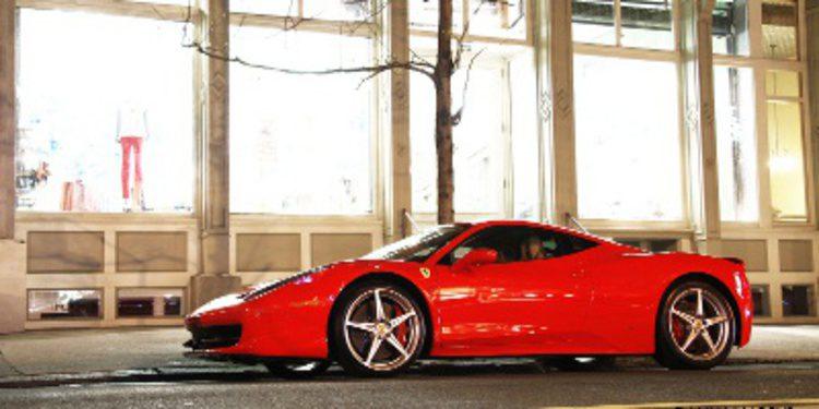 El sustituto del Ferrari 458 Italia estrenará V8 biturbo en 2015