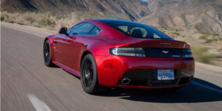 Lavado de cara del Aston Martin Vanquish y Rapide S