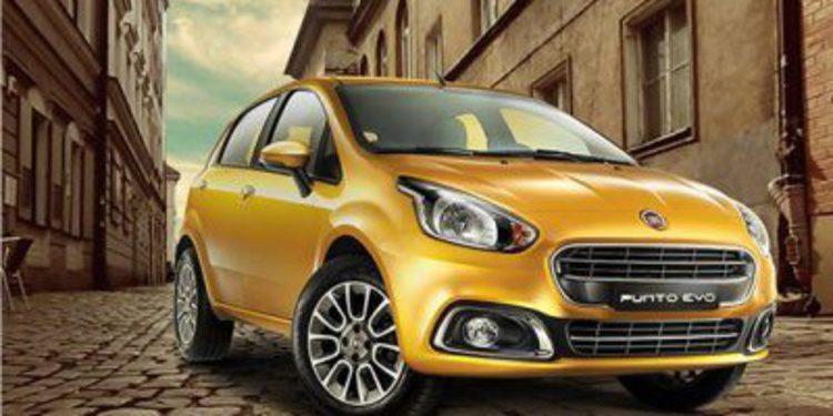 Fiat India lanza el nuevo Punto Evo