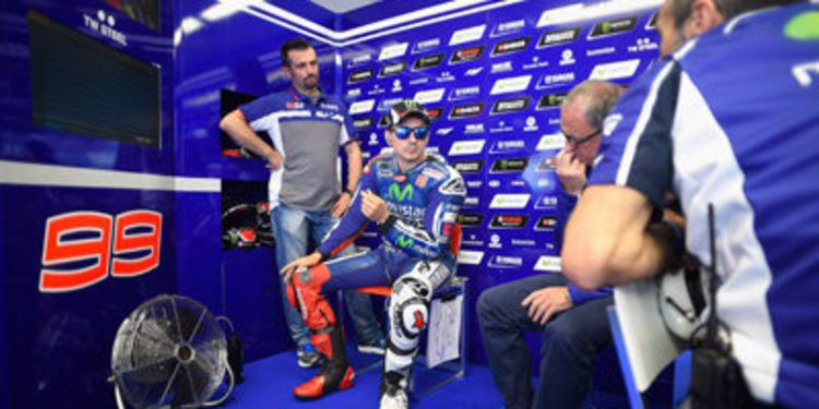 Jorge Lorenzo renueva con Yamaha por dos temporadas