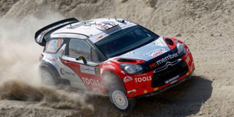 El Rally de Jordania también busca regresar al WRC