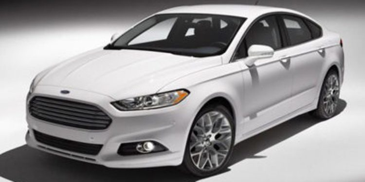 El nuevo Ford Mondeo llegará a España en otoño