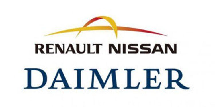 Renault, Nissan y Daimler más unidos en México