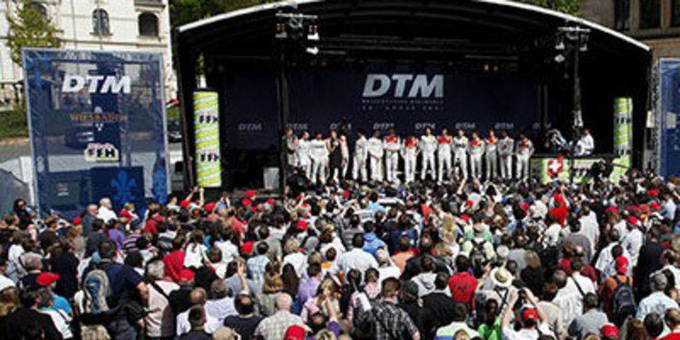 Actividad del DTM en el corazón de Colonia