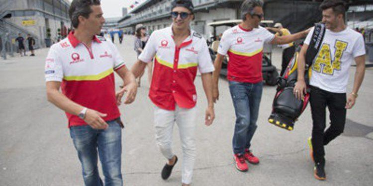 Directo del FP2 del GP de Indianápolis de MotoGP 2014