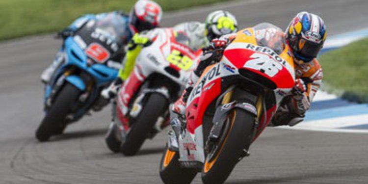 Directo clasificación del GP de Indianápolis de MotoGP 2014